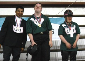 Danny and Bergen Medals 2011
