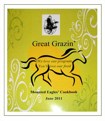 Mounted Eagles Cookbook 2011