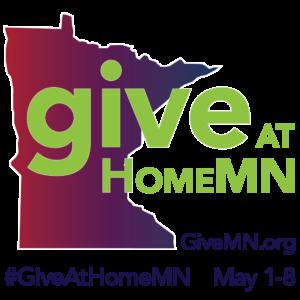 #GiveAtHomeMN